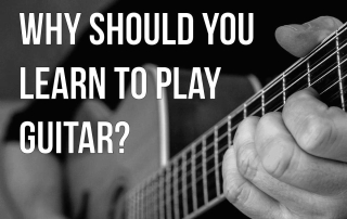 why should you learn to play guitar