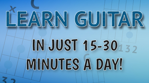 beginner guitar course